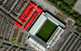 Liverpool: Ruszyło wyburzanie domów pod rozbudowę Anfield