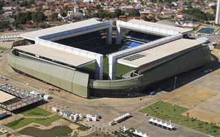Nowy stadion: Arena Pantanal