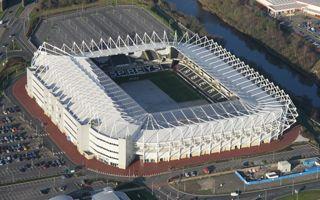 Swansea: Liberty Stadium zacznie rosnąć w styczniu