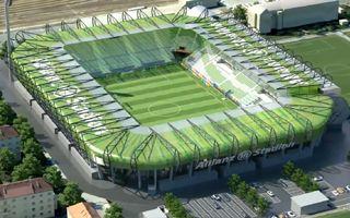 Nowy projekt: Allianz Stadion