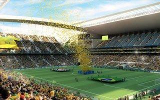 Sao Paulo: Nerwowe odliczanie do otwarcia