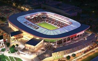 Nowy projekt: DC United Stadium