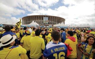 Mundial 2014: Stadiony sprawdzone, wszyscy cali i zdrowi