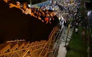 Rio de Janeiro: Skandal wokół chwiejących się schodów