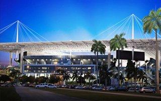 Miami: Modernizacja giganta na Super Bowl zatwierdzona