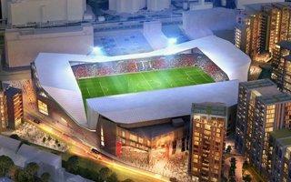 Londyn: Nowy stadion Brentford FC ma spore opóźnienie