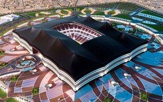 Nowy projekt: Stadion, który udaje namiot