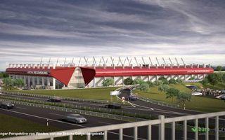 Niemcy: Nowy stadion w Regensburgu ma sponsora