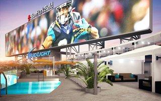 USA: Basen, drinki i palmy w Jacksonville