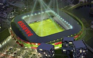 Nowy projekt: Regenboogstadion