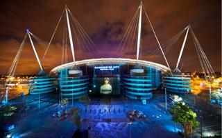 Manchester: Etihad Stadium wśród kluczowych budynków Anglii