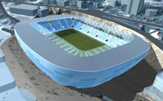 Nowy projekt: Stadion Kantrida