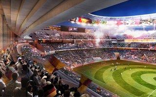 Rzym: AS Roma zdradza szczegóły dotyczące stadionu