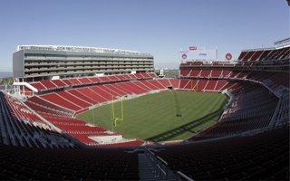 Nowe stadiony: Candlestick Park i Levi's Stadium