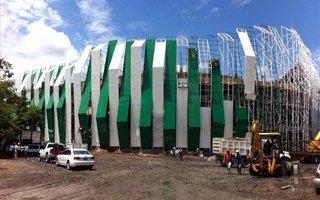 Nowy projekt: Estadio Augustin Coruco Diaz