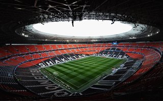 Ukraina: Donbass Arena porzucona do odwołania