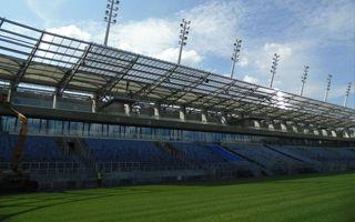 Lublin: Pierwszy przetarg na wyposażenie Areny