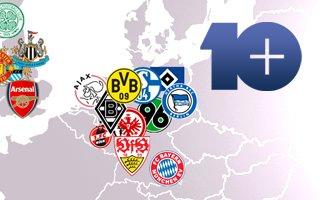 Ranking 10+: Zobacz kluby z najlepszymi widowniami w Europie!