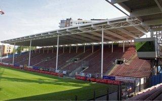 Charleroi: Zmniejszanie stadionu Euro 2000 zakończone