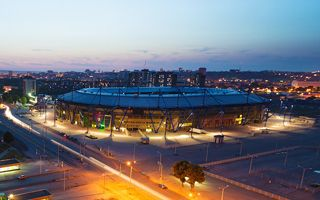 Chorzów: Ruch chce zmiany lokalizacji meczu z Metalistem