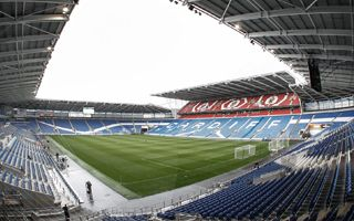 Cardiff: City Stadium gotowy, dziś Superpuchar Europy