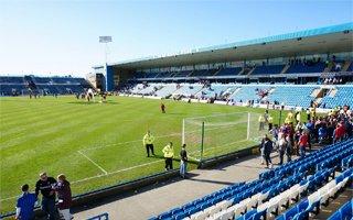 Anglia: Nowy stadion w Gillingham na 24 tysiące?
