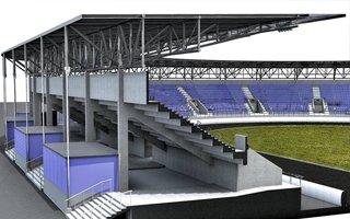 Łódź: Projekt stadionu Orła jeszcze jesienią?