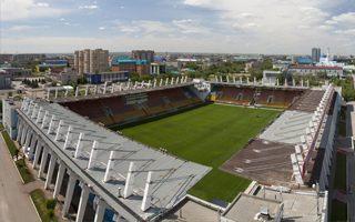 Kazachstan: Rywal Legii będzie miał nowy stadion