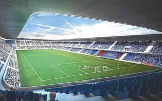 Oslo: Nowy stadion Vålerengi częściowo zatwierdzony