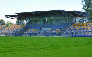 Nowe stadiony: Świdnik, Września, Gryfice, Międzychód, Plewiska