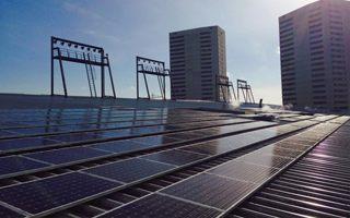 Groningen: Dach Euroborgu zapewni prąd dla 70 domów