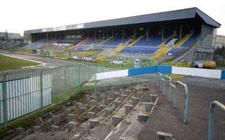 Olsztyn: Cała trybuna dla przyjezdnych na nowym stadionie?