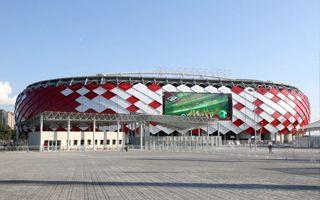 Nowy stadion: Otkritie Arena otwarta przez Putina