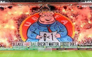 Liga Europy: Legia ukarana grzywną 80 tys. euro