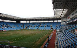 Anglia: Wymarzony powrót Coventry City