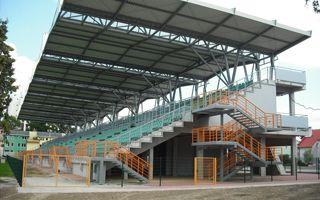 Tarnobrzeg: Przebudowa stadionu dobiega końca