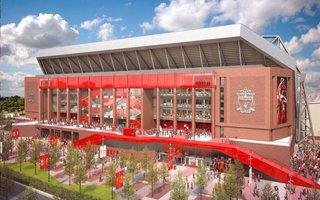 Liverpool: Planiści dają zielone światło rozbudowie Anfield
