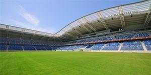 Hajfa: Gorące otwarcie Sammy Ofer Stadium