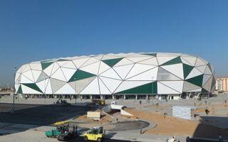 Nowe stadiony: Lśniące, ale puste tureckie stadiony