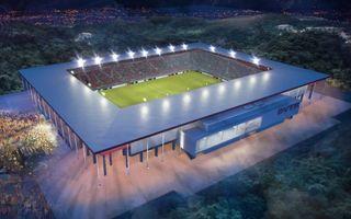 Nowy projekt: Diósgyőri Stadion
