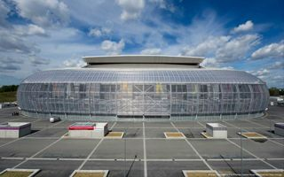 Lille: Wielki tenis na stadionie Euro 2016