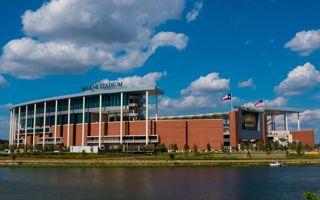 Nowy stadion: McLane Stadium