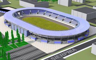 Łódź: Pieniądze na stadion Orła zapisane