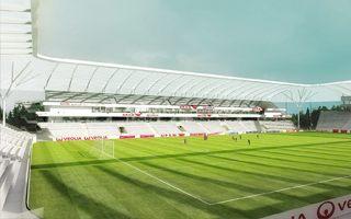 Nowy stadion i projekt: Zmiana planów w Dijon