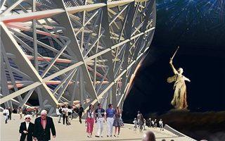Rosja: (Zbyt) drogie stadiony wkrótce w budowie