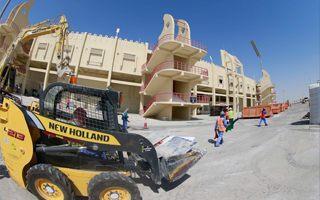 Nowe budowy: Ruszyła rozbiórka Al Rayyan Stadium, postępy w Wakrze
