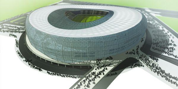 Projekt autorski: Szczecinie, mógłbyś mieć taki stadion…