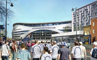 Londyn: Tottenham wybrał wykonawcę fundamentów