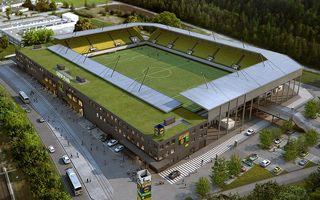 Nowy projekt: Lipo Park w Schaffhausen