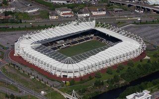 Swansea: Liberty Stadium urośnie bardziej niż planowano
